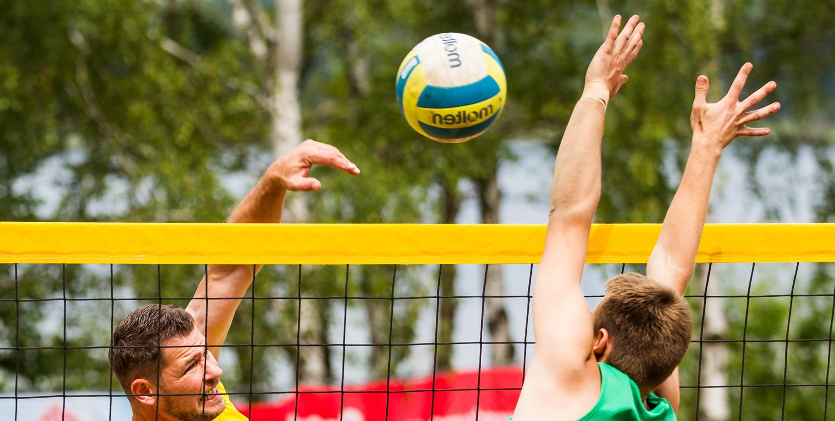 Sportclub hoyerswerda e.v. silbersee beach volleyballturnier